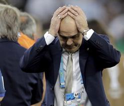 Argentina`s Sabella sad but proud of team