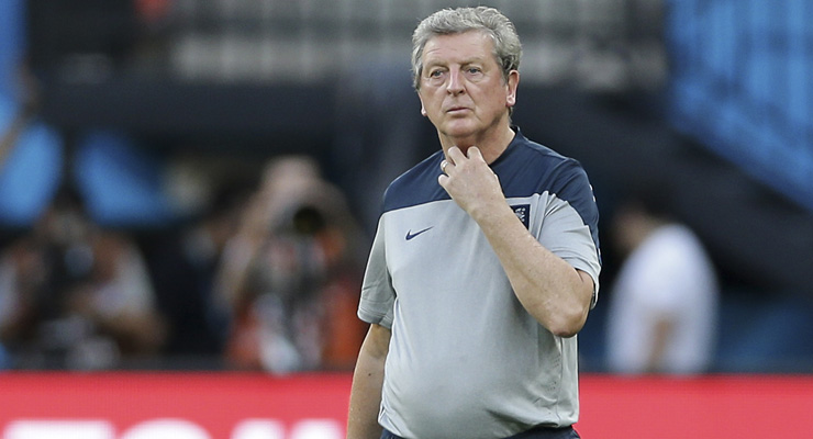 FA chairman backs manager Roy Hodgson despite World Cup flop