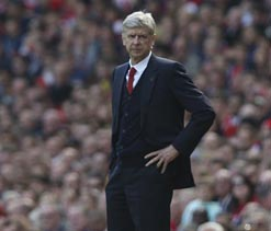Wenger bemoans Arsenal`s pre-season tour schedule