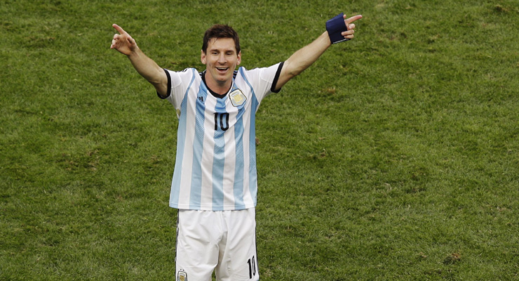 Lionel Messi is still man of the tournament for me, says Baichung