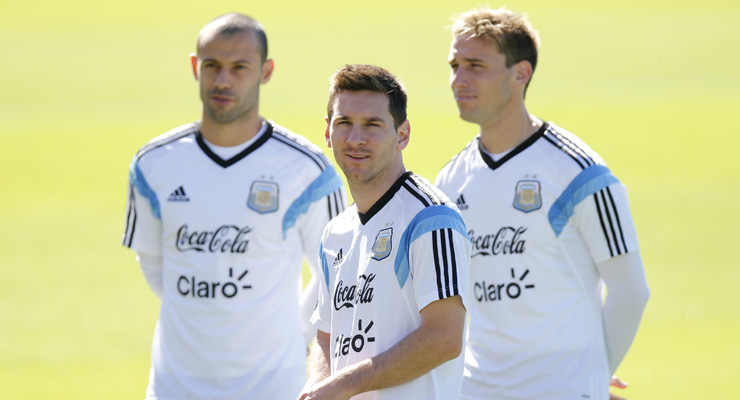FIFA World Cup 2014, 2nd semi-final: Argentina vs Netherlands - Preview
