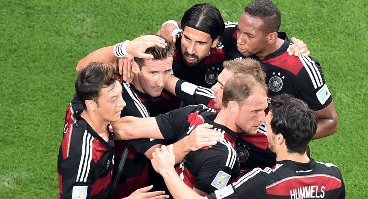 FIFA World Cup 2014: Seven goals that ended Brazil's World Cup dream