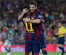 Neymar, Messi on target as Suarez makes Barca debut