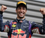Belgian GP: Nico Rosberg rides his luck behind victorious Daniel Ricciardo