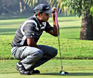 SSP Chowrasia in line for another top-10 finish