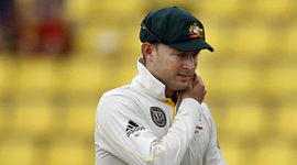 Michael Clarke set to miss more cricket with hamstring injury