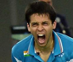 Winning gold is like a dream: Parupalli Kashyap
